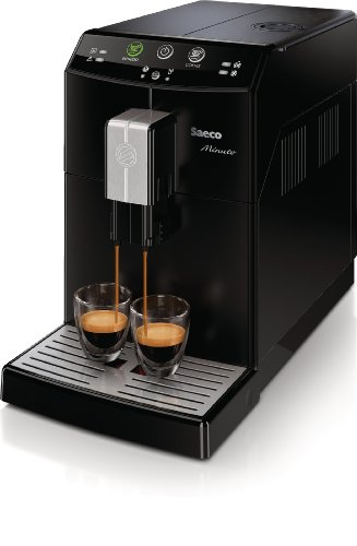 Saeco HD8760/01 Machine à Espresso Ultra compacte et Automatique Minuto
