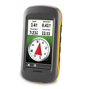 Garmin Montana 600 GPS-Gerät + Topo Deutschland 2012 Pro gesamt Freizeitkarte, auf microSD, M10-DE100-22