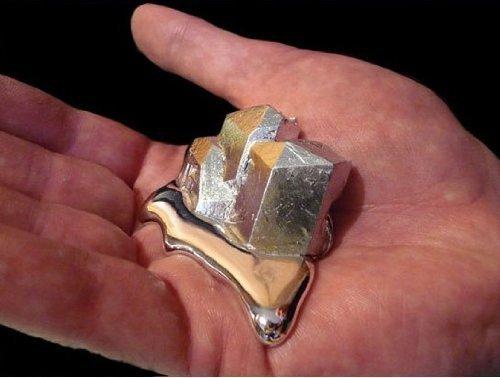 Preisvergleich Produktbild Gallium 20g 99,99% Pure (4N) Low Melting Point Metal Liquid Metal Ga-JYT