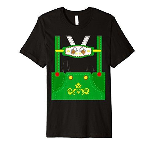 OKTOBERFEST Kostüm Shirt Halloween -