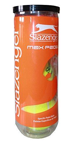 Slazenger Pelotas de Pádel MAX