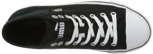 Puma Streetballer Mid 356690 Unisex-Erwachsene Sneaker Schwarz (Black 01)