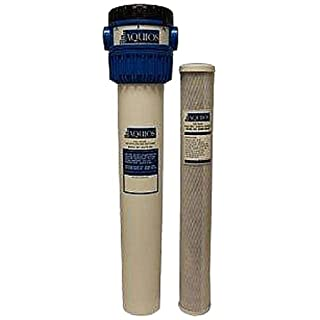 Aquios FS-220 Salt Free Water Softener and Filtration System, Blue by Aquios