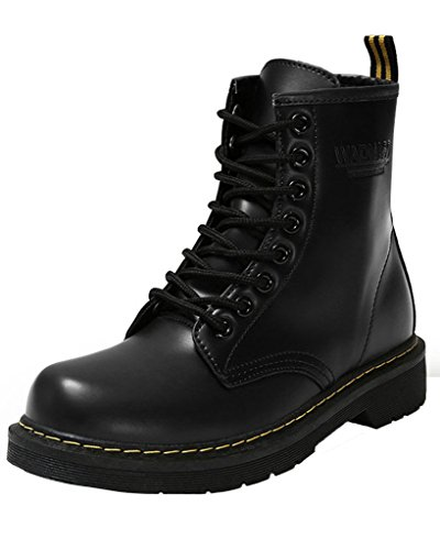Minetom Moda Invierno Zapatos Antideslizante Impermeable Lace-Up...