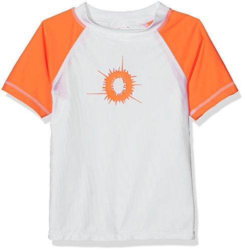 Snapper Rock T-shirt pour garçon Protection UV Blanc Blanc Blanc - Blanc