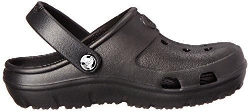 Crocs Hilo Clog K, Sabots Mixte Enfant Black