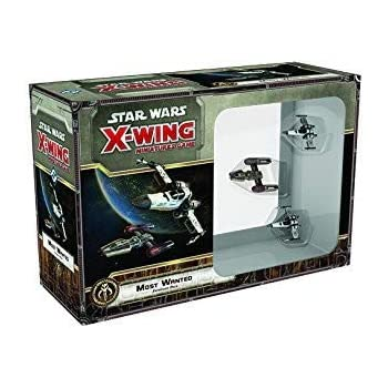 Fantasy Flight Games FFGSWX70 Star Wars M12-L Kimoglia Fighter Expansion Pack X-Wing Miniatures Game Mixed Colours First Edition