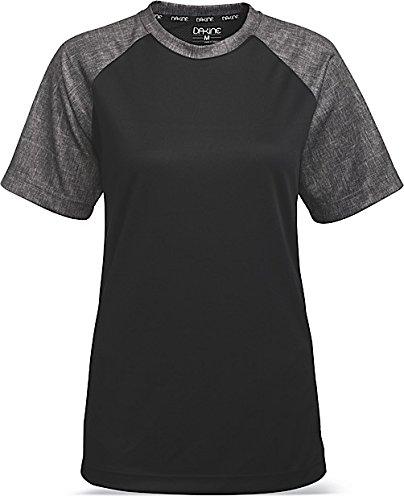 dakine-xena-t-shirt-a-manches-courtes-pour-femmes-s-noir-noir