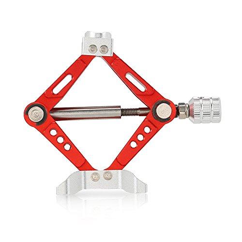 Preisvergleich Produktbild MagiDeal Verstellbares Metall Jack Tool Wagenheber Für 1:10 RC4WD D90 SCX10 Rock Crawler RC-Car  Rc Modellbau - 1pcs Scherenheber