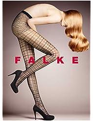 Strumpfhose Falke Fashion Tights Collant Mode 20 DEN Black (3009) Model 40752 Taille III M/L