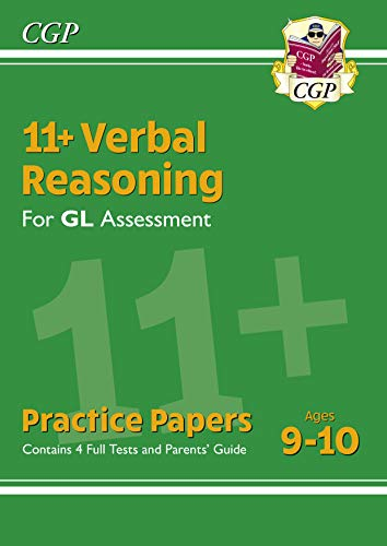 New 11+ GL Verbal Reasoning Practice Papers - Ages 9-10 (with Parents' Guide) (English Edition)