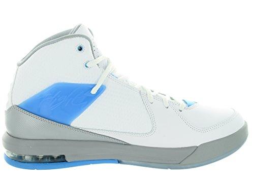Nike-Pantaloni da uomo, in popeline, da uomo Bianco