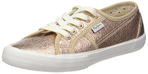 Pepe Jeans Baker Crack S, Sneakers Basses Fille