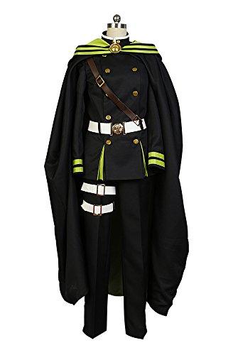 Saotome Yoichi Kostüm - Seraph of the End Yoichi Saotome Uniform Cosplay Kostüm Herren XXL