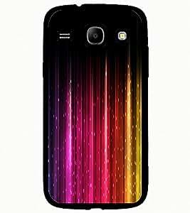 ColourCraft Colourful Bars Design Back Case Cover for SAMSUNG GALAXY CORE I8262 / I8260