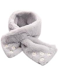 Ruikey Bebé Pañuelos de Cuello Bufanda del Invierno del Otoño de los Niños  Bufanda caliente de e8040720685