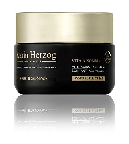 Karin Herzog Vita-A-Kombi 1 Anti-Falten Creme, 50 ml (Sauerstoff-nachtcreme)