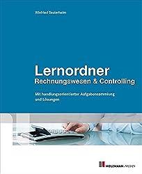 Lernordner Rechnungswesen & Controlling: Mit Handlungsorientierter Aufgabensammlung Und Lösungen