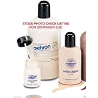 Mehron Liquid Latex for Special Effects - All Sizes Available Please Select (16oz)