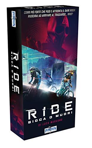 Asmodee Italia Ride, Juego de Mesa, Color 0565