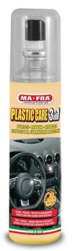 TRATTAMENTO PLASTICHE AUTO MA-FRA PLASTIC CARE 3 IN 1 125 ML.