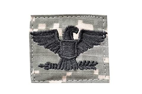 Emblem US Army rank insignia colonel Velcro patch emblem ACU camouflage UCP (Army Camouflage Pattern)