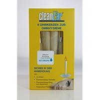 CleanEar Ohrkerzen 6er Pack (6 Stück) preisvergleich bei billige-tabletten.eu