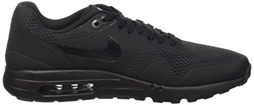 Nike Air Max 1 Ultra Essential, Basses Homme Noir (Black/Black/Black)