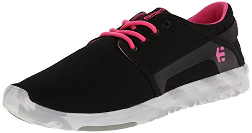 Etnies - Scout W'S, Sneakers da donna Black (Black/Pink/White)