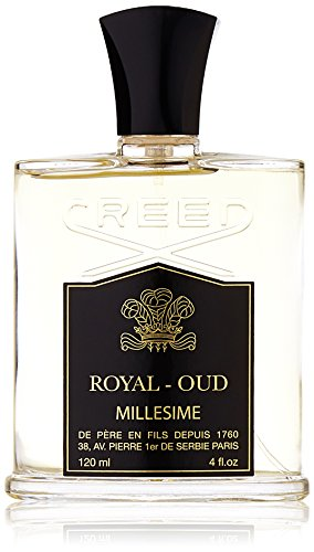 Creed Royal Oud Eau De Parfume Vaporisateur unisexe 4oz (120ml)