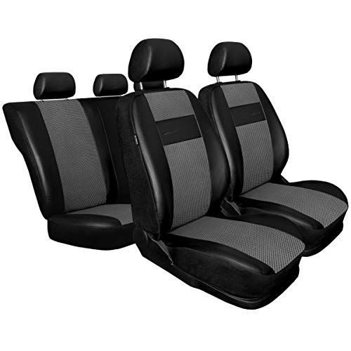 Mossa EXL-3 Universal Auto schonbezug Set - Kunstleder - 5902538627771 - Sitzbezug Ford 1998