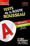 Test Rousseau de la route B 2019
