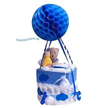 Windeltorte | Ballonfahrer