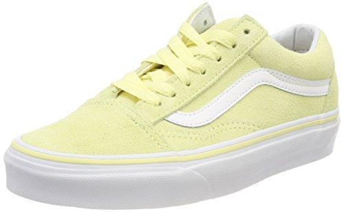 Vans Unisex-Erwachsene Old Skool Sneaker Gelb (Suede) 43 EU