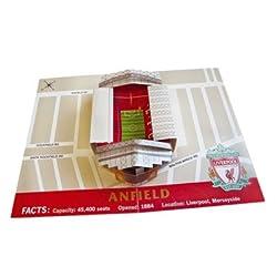 Liverpool F.C. Pop-Up Birthday Card