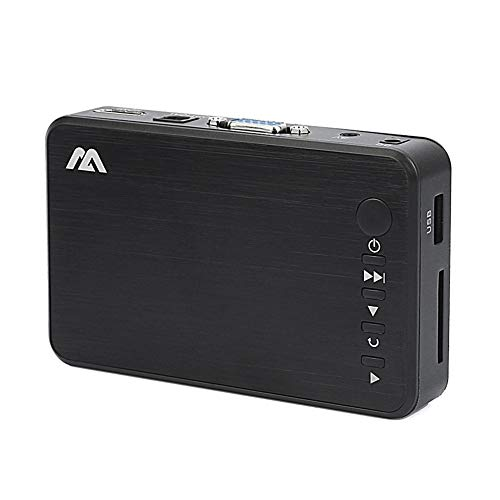Awis mini lettore multimediale hd,lettore disco rigido usb portatile per home car office