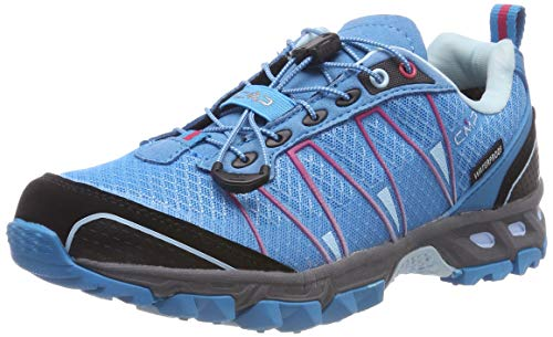CMP Damen Altak Traillaufschuhe, Blau (B.Jewel-Sky Light 83bl), 39 EU