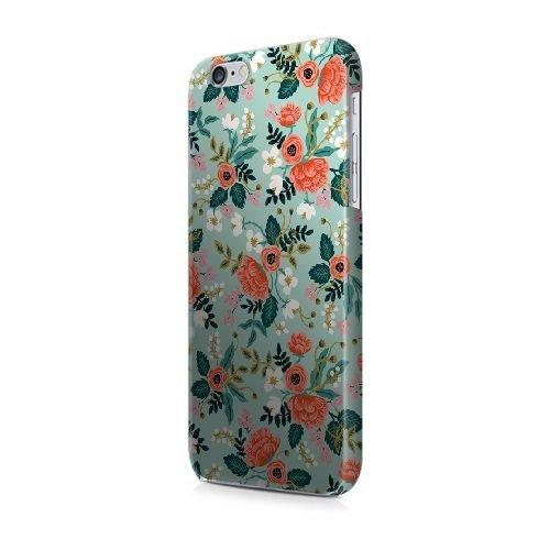 COUTUM iPhone 5/5s/SE Coque [GJJFHAGJ72823][RIFLE PAPER CO THÈME] Plastique dur Snap-On 3D Coque pour iPhone 5/5s/SE RIFLE PAPER CO - 013