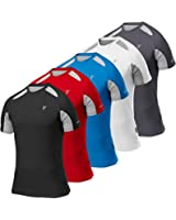 Thorogood Sports Men's Quick-Dry Short Sleeve Men's Performance Training Top