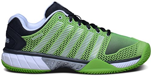 K-Swiss - Hypercourt Express HB, color verde , talla UK-6