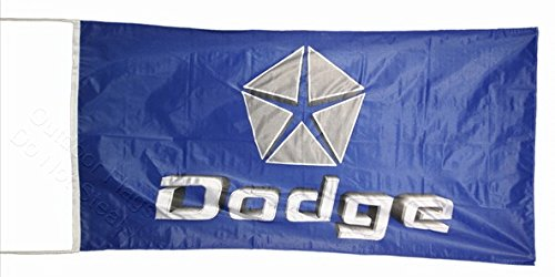 dodge-ram-3d-blue-flag-banner-25x5-ft-150-x-75-cm
