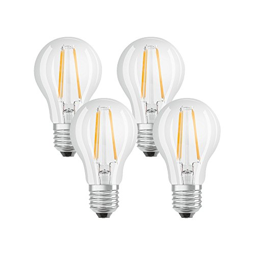 Osram Lampe mit innovativer LED-Filament-Technologie