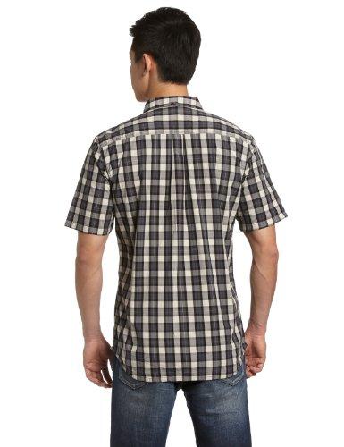 Vans chemise à manches courtes pour homme statler Gris - Gris