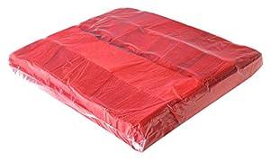 Ohfx Confetti rectangular Color rojo (Rec-RJ