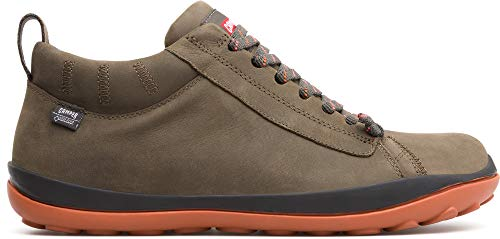 CAMPER Herren Peu Hohe Sneaker, Grün (Dark Green 300), 44 EU -