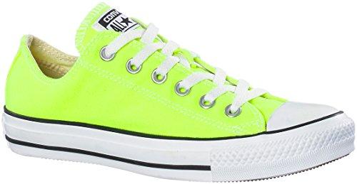 Converse Damen All Star Ox Canvas Sneakers Gelb