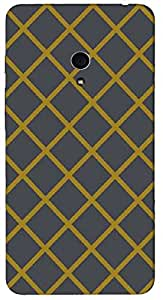 Timpax protective Armor Hard Bumper Back Case Cover. Multicolor printed on 3 Dimensional case with latest & finest graphic design art. Compatible with ASUS ZenFone Design No : TDZ-22751