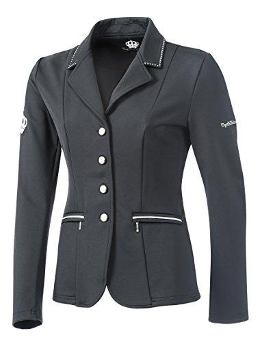 Damen-Turnierjacket Soft Cristal grau 38