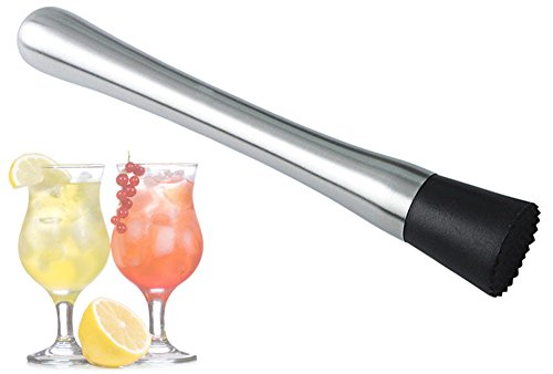 Am Stiel Bartending Zitrone Barkeeper Crushed Ice Hammer Cocktail Zerkleinert Sticks Bar Wein Gesetzt 20 X 3.5CM, 1PC (Eis Am Stiel Cocktails)