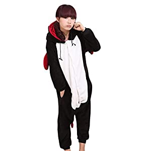3a654c78 Freefisher Pijama Ropa de dormir costume Disfraz de Animal Cosplay Cartoon  Franela hombre mujer
